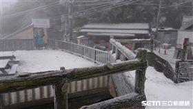 新竹下雪/翻攝畫面