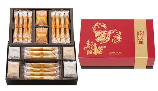 -最想收到的限量頂級新年禮-中國風金犬迎春禮盒、日式風柴犬賀年禮盒、持之以恒的對峙與講求,出現咀嚼與美味的完善結合圖/業者供應