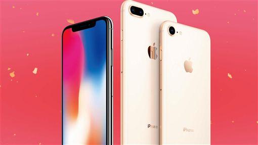 過年,手機,電信業者,iPhone 8,iPhone X,專案,friDay購物金