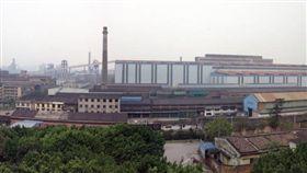 中國大陸,廣東,韶關,煉鐵廠,煤氣,洩漏,中毒(圖/翻攝自Google Map)