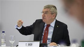 ▲IOC主席巴赫(Thomas Bach)。(圖/攝影者IOC Media, Flickr CC License)