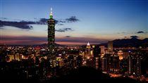 台灣,Taiwan,台北101(圖/pixabay)