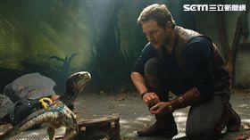 侏羅紀世界:殞落國度 Jurassic World/環球影業提供
