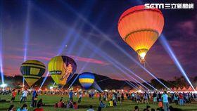 馬來西亞檳城,熱氣球嘉年華。(圖/馬來西亞觀光局提供)