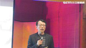 Sony Moblie台灣總經理林志遠 葉立斌攝