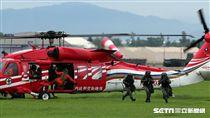 空勤總隊UH-60M黑鷹直升機 軍聞社提供