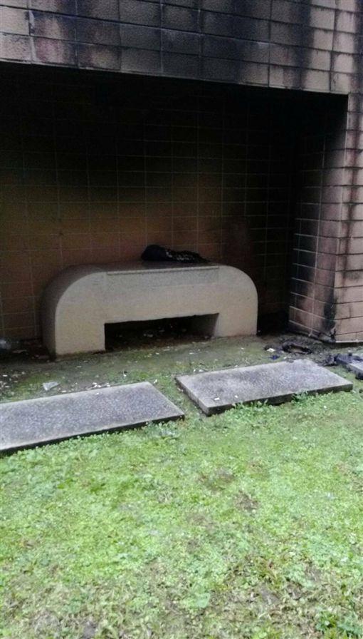 新北市,汐止,國泰病院,自焚