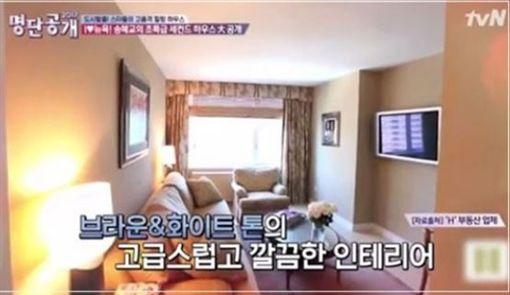 宋慧喬位在紐約的豪宅/翻攝tvN