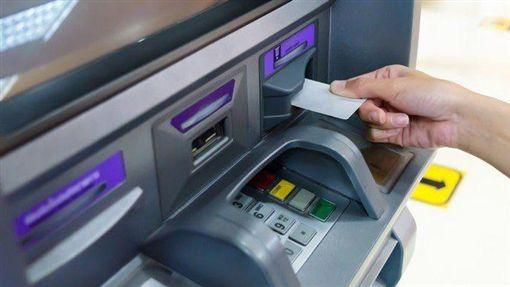 ATM 提款機 銀行 領錢 趨勢科技提供