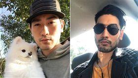 33歲男星高以翔,本名曹志翔,有「國民老公」的稱號,但他被爆出與交往2年圈外女友「Bella」悄悄訂婚,而他的狗兒子「帝歐」也常常出現在女方Instagram;對此,他的經紀人則否認,強調訂婚這件事是一定沒有。(圖/翻攝自高以翔IG)