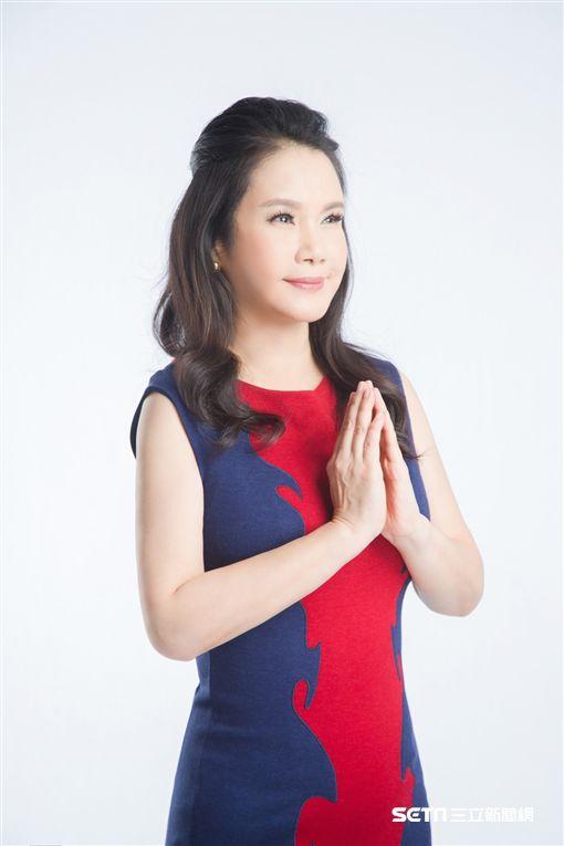 命理師廖美然,預言2018有很多災難 圖/鴻凱娛樂提供
