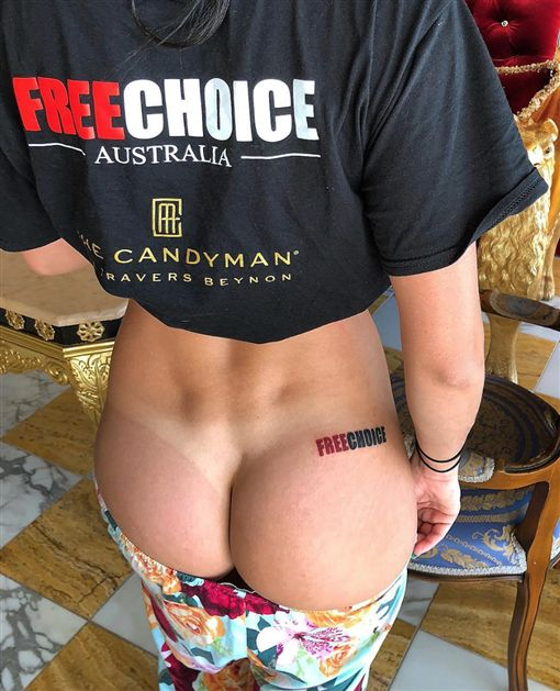 性愛趴,Traver Beynon,刺青,Free Choice,菸草大亨,澳洲,性愛,淫亂/candyshopmansion IG