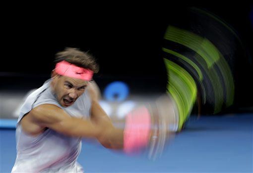 ▲R.Nadal。(圖/美聯社/達志影像)