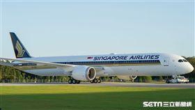 新加坡航空,新航,787-10,夢幻客機,Dreamliner。(圖/新航提供)