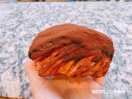 統一Semeur聖娜烘焙坊「髒嘻嘻」。(圖/記者簡佑庭攝)