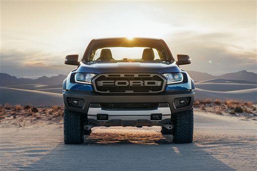 由Ford Performance操刀的Ford Ranger Raptor。(圖/翻攝Ford網站)