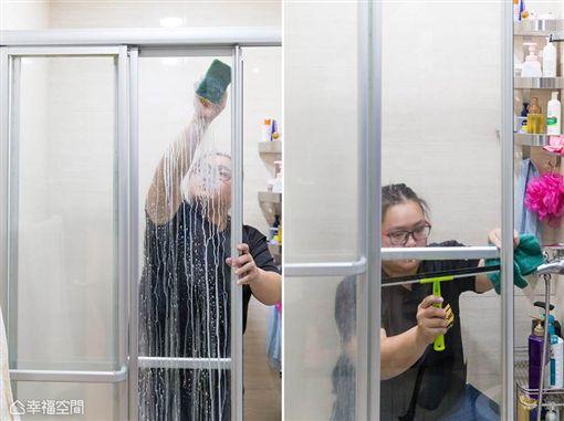 名家專用/幸福空間/過年掃除達人特輯:輕鬆打掃窗溝、廚房、浴室(勿用)