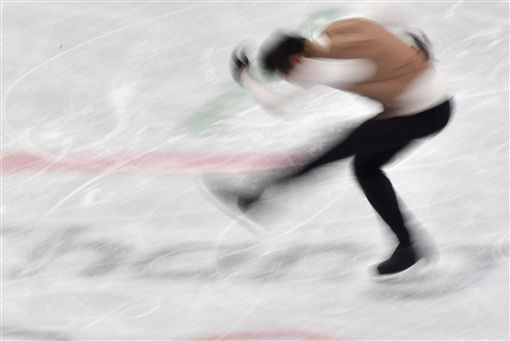 ▲以色列選手Bychenko。(圖/美聯社/達志影像)