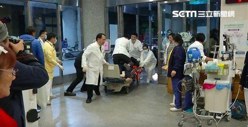 急診室,地動,爆滿,護理師,大夫