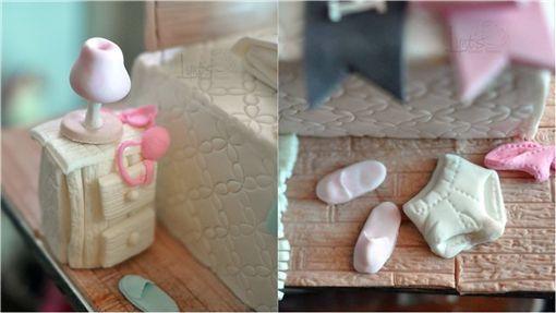 啪啪,愛愛,夫妻,蛋糕,菲律賓,Lynt's Sweet Treats,寫照,共鳴 圖/翻攝自Lynt's Sweet Treats臉書