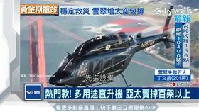 鎖定亞洲富豪 直昇機.小型機爭相卡位星航展