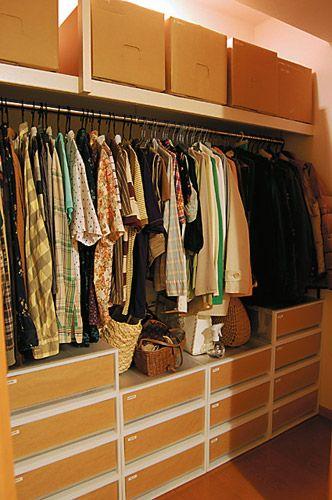 名家專用/幸福空間/日本人的超聰明「衣櫥」收納法則!(勿用)