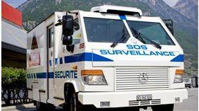 法國,綁架,勒索,贖金,運鈔車,司機,SOS Surveillance,嫌犯,瑞士, 圖/翻攝自SOS Surveillance