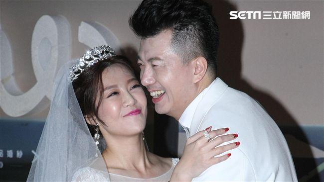 吳皓昇 文汶婚禮