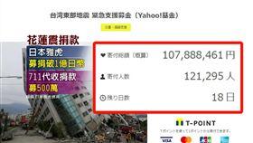 日本雅虎募逾1億!愛心捐款破10億