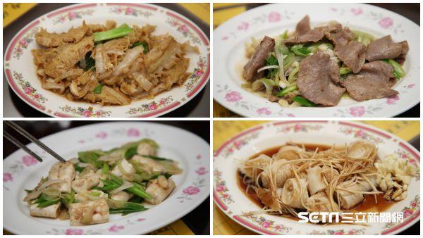 嘉義小吃,美食,阿進土產牛肉湯。(圖/記者簡佑庭攝)