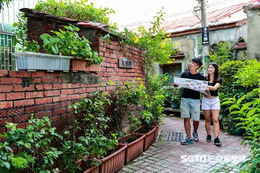 台南IG打卡熱點,台南老街。(圖/台南市觀光旅遊局提供)
