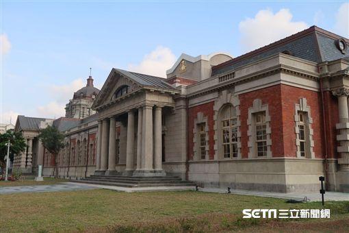 台南IG打卡熱點,司法博物館。(圖/台南市觀光旅遊局提供)