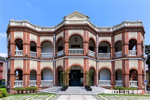 台南IG打卡熱點,知事官邸。(圖/台南市觀光旅遊局提供)