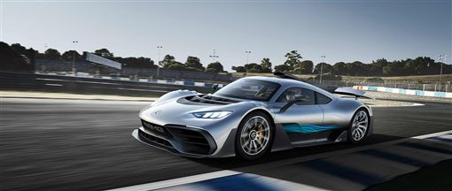 Mercedes-AMG Project ONE。(圖/翻攝Mercedes-Benz 網站)