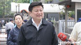 花蓮縣長傅崐萁,前瞻計畫公聽會 圖/記者林敬旻攝影