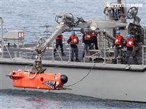 107年海軍春節加強戰備。(記者邱榮吉/攝影)