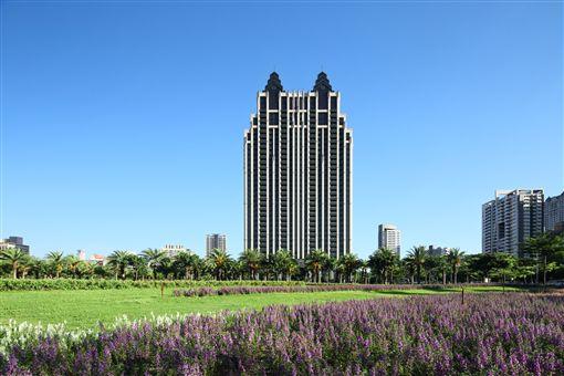 南台灣獨一雙認證「京城」超耐震豪宅地標