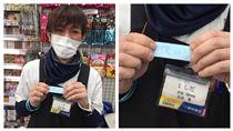 地震後到日本 日店員寫暖心字條!網友暴動喊:想嫁給他了 圖/翻攝自爆廢公社
