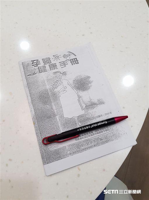 李麗芬,媽媽手冊(圖/記者李英婷攝)