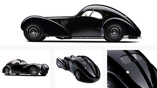 原版Bugatti Type 57 T。(圖/翻攝nustasdesign網站)