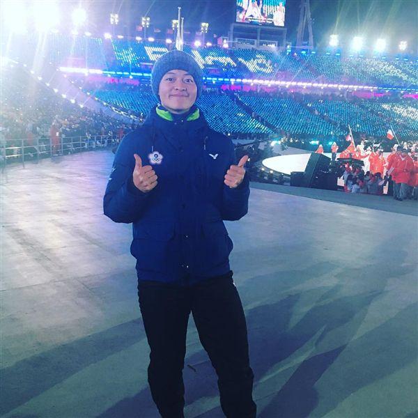▲競速滑冰新星戴瑋麟。(圖/翻攝自戴瑋麟臉書)