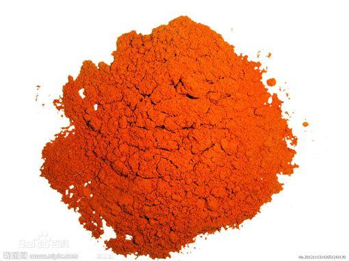 大陸辣椒粉被驗出致癌化學染料蘇丹紅。(圖/翻攝百度百科)