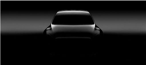 Tesla Model Y。(圖/翻攝Tesla網站)