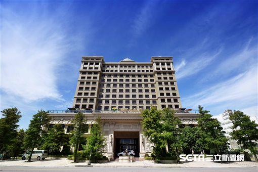 花蓮福容大飯店。(圖/福容提供)