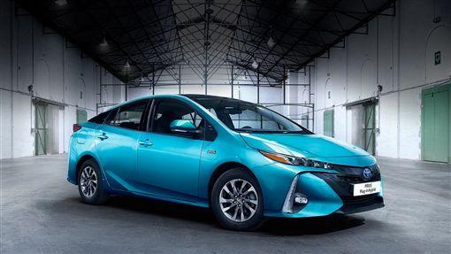 Toyota Prius PHEV將成為技術來源。(圖/翻攝Toyota網站)