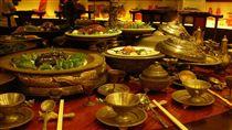 古代,皇帝,用膳,剩菜,御膳房,膳食(圖/翻攝維基百科)