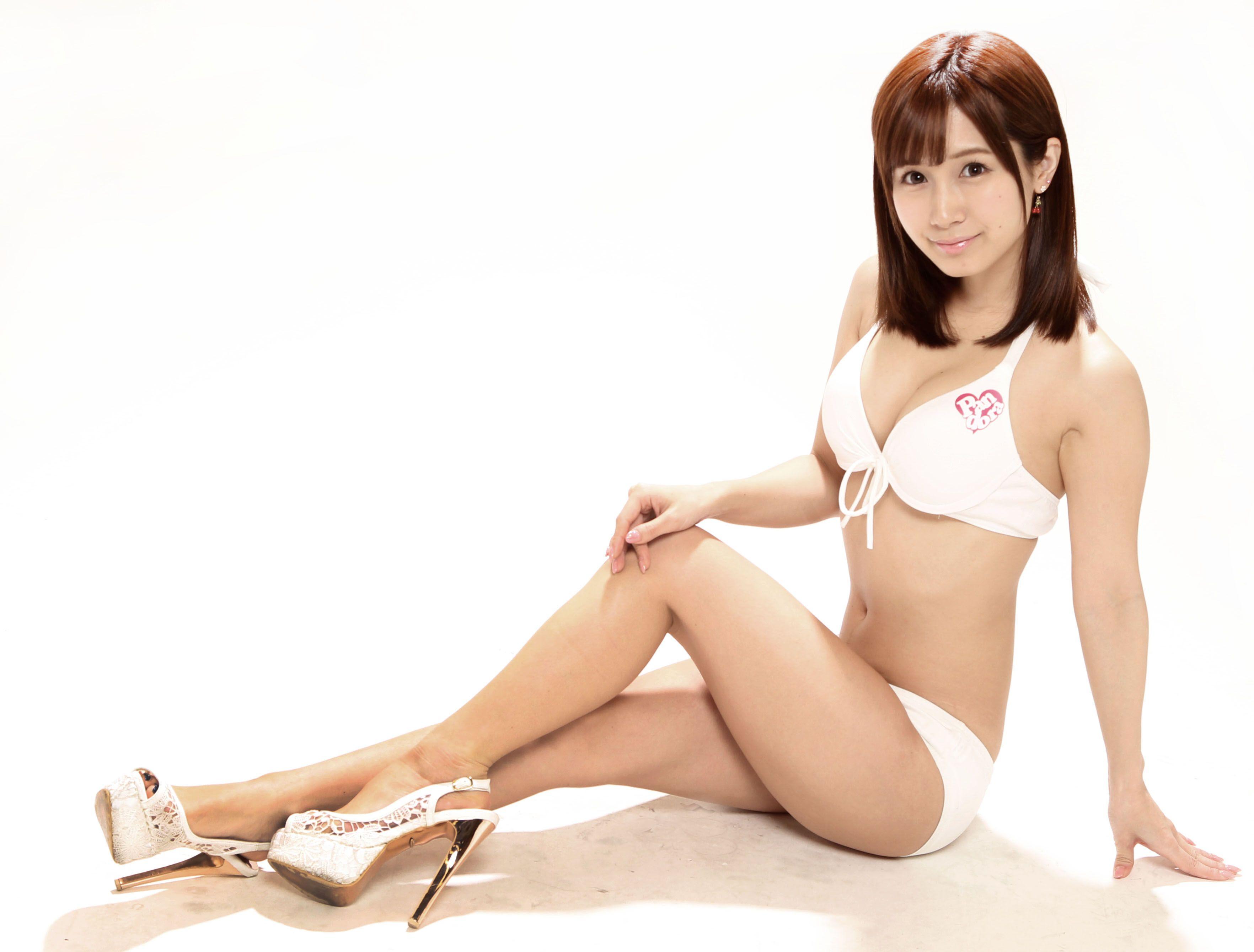 日本AV女優小島南。(記者邱榮吉/攝影)