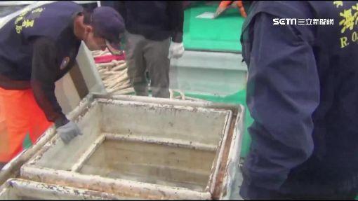 大撈踢鐵板 警陸海空扣3.5噸毒