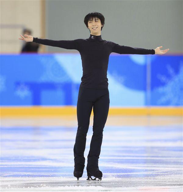▲日本花式滑冰名將羽生結弦。(圖/美聯社/達志影像)