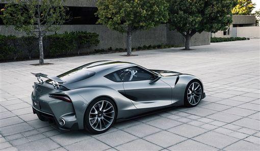 Toyota Supra的原型車FT-1概念跑車。(圖/翻攝Toyota網站)
